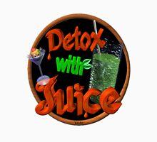 Detox with Juice by Valxart Unisex T-Shirt