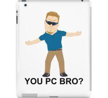 PC Principal (South Park) iPad Case/Skin