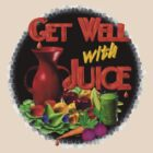 Get well with juice by Valxart by Valxart