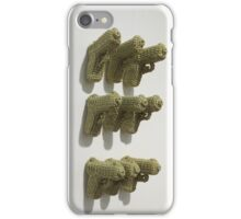 Quilted Firearms  iPhone Case/Skin
