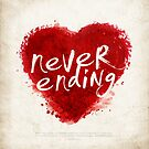 never ending love by Dallas Drotz
