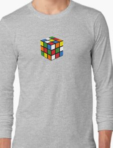 You Can Do The Cube Long Sleeve T-Shirt