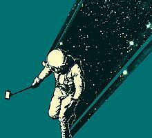 Cosmic Selfie by angrymonk