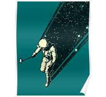 Cosmic Selfie Poster