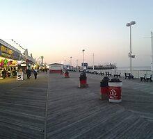 Boardwalk-Seaside Heights, NJ by usingfreetime