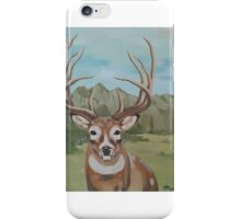 Montana Summer - El Siervo iPhone Case/Skin