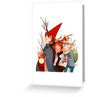 Bad End Friends Greeting Card