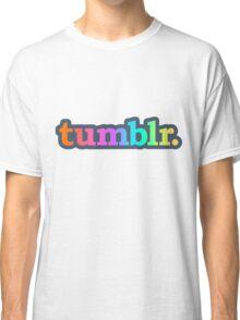 Tumblr Classic T-Shirt