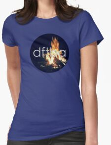 Don't Forget To Be Awesome DFTBA Fire T-Shirt