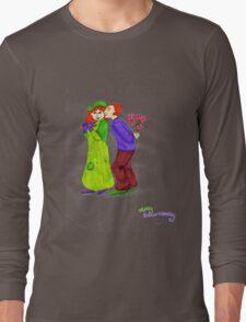 Molly and Arthur Weasley Long Sleeve T-Shirt