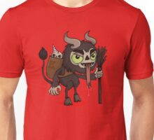 Krampus Is Coming Unisex T-Shirt