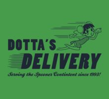 Dotta's Delivery (Sorcerer Hunters) Baby Tee