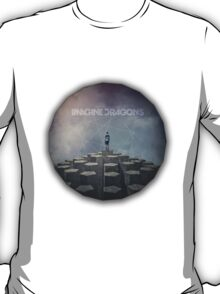 Imagine Dragons - Night Visions Polygon T-Shirt