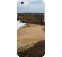 Beach and Cliffs near London Bridge Port Campbell NP Vic iPhone Case/Skin