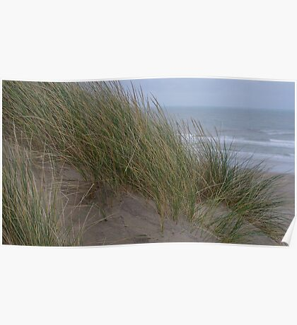 Camber Sands to Le Touquet Poster