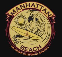 MANHATTEN BEACH CALIFORNIA by Larry Butterworth