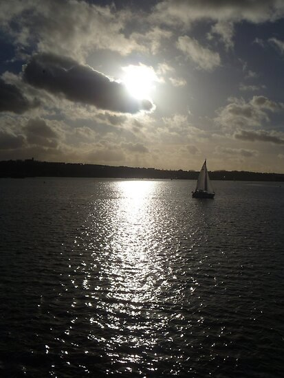 Trip down to the Bay, Cardiff, Wales by Vicki Spindler (VHS Photography)