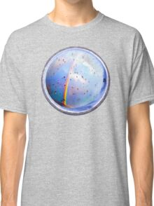 Rainbow Crystal Ball Classic T-Shirt