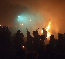 Bonfire Night in Battle 2011 - Pheasant Hats by seymourpics