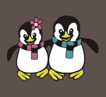 Happy Penguins Kids Clothes