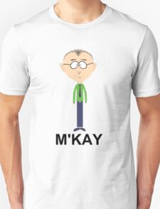 Mr Mackey M'kay T-Shirt