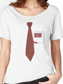 You've got red on you. Women's Relaxed Fit T-Shirt