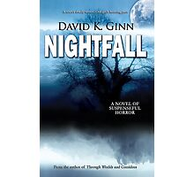 Nightfall Book Cover Photographic Print
