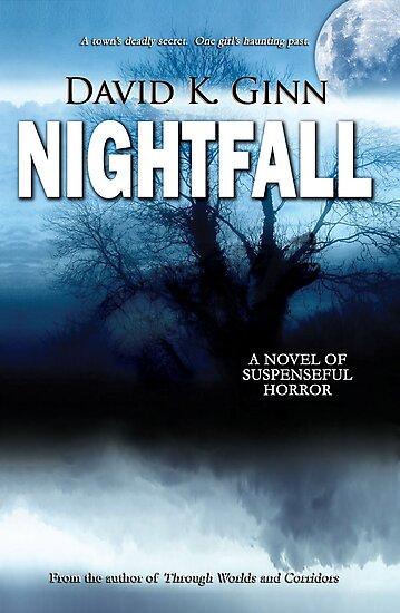 Nightfall Book Cover by EarthvsGamera