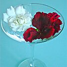 The flower martini collection by Artcool