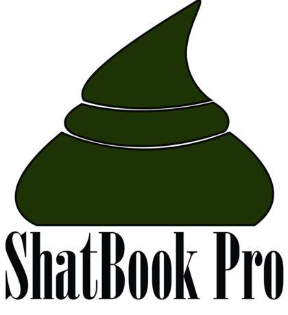 ShatBook Pro Sticker
