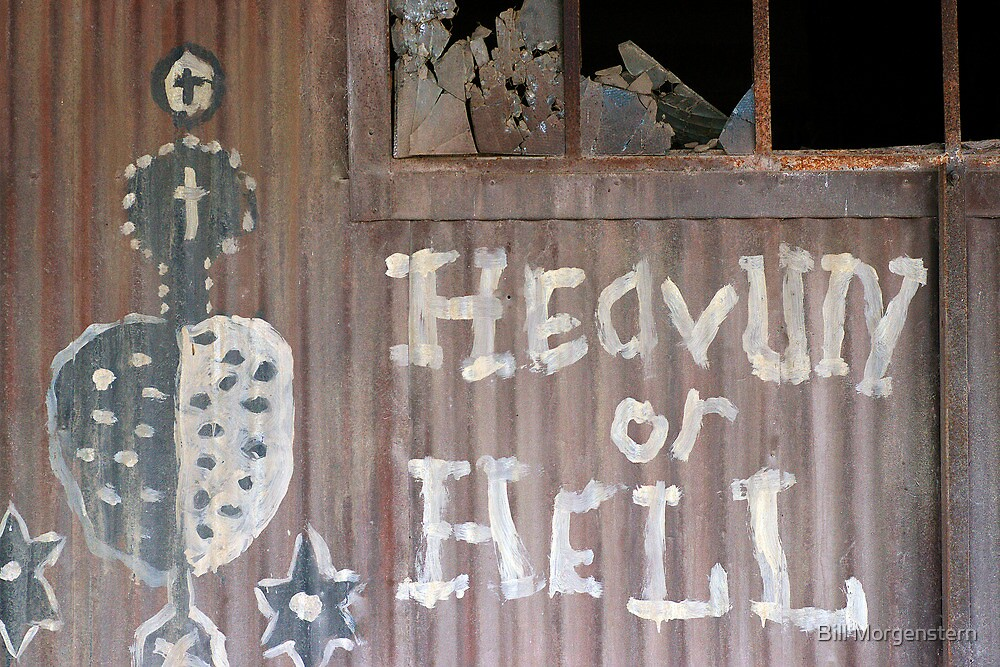 Heavun or Hell by Bill Morgenstern