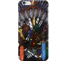 A Crashing of Castles iPhone Case/Skin