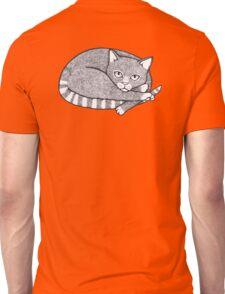 Striped Tail Unisex T-Shirt