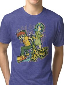 Scott Radio!! Tri-blend T-Shirt