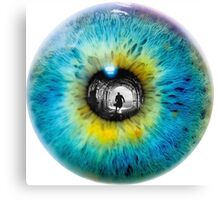 Third Man Eye Canvas Print
