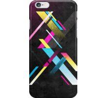 Slanted Lines iPhone Case/Skin