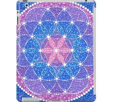 Starry Flower of Life iPad Case/Skin