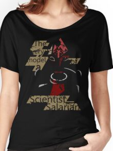 Mordin, Scientist Women's Relaxed Fit T-Shirt