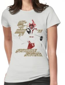 Mordin, Scientist Womens Fitted T-Shirt
