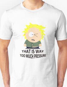 Tweek Pressure (South Park) T-Shirt