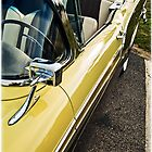 1957 Ford Fairlane 500 Skyliner Retractable Hardtop Convertible by Edward Fielding