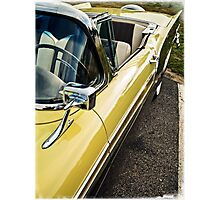 1957 Ford Fairlane 500 Skyliner Retractable Hardtop Convertible Photographic Print