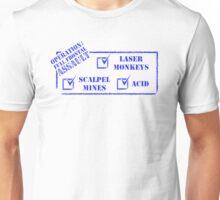 Full Frontal Sontaran Unisex T-Shirt