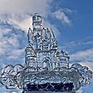 Ice Castle in the sky. First Night by Lee d'Entremont