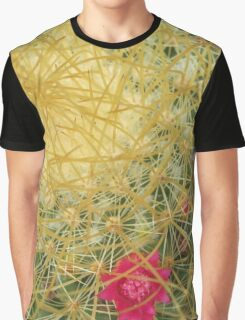 Glowing cactus Graphic T-Shirt