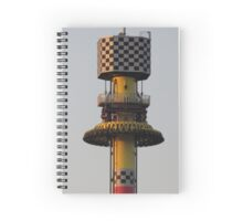 Solo Drop Tower Spiral Notebook