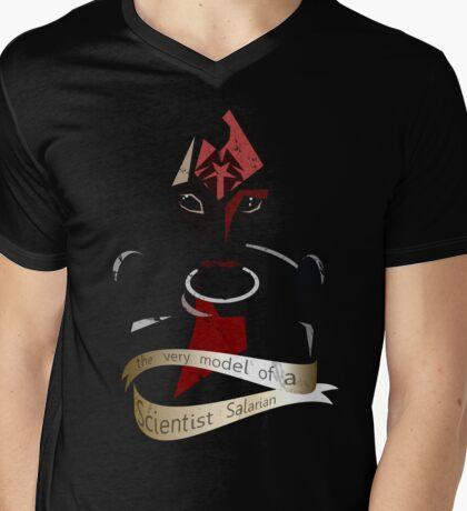 Mordin, Scientist (b) Mens V-Neck T-Shirt