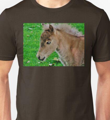 Miniature Foal Unisex T-Shirt