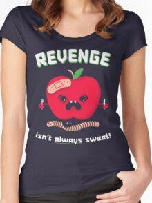 Revenge Isn't Always Sweet Women's Fitted Scoop T-Shirt