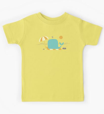 Beached Whale Kids Clothes
